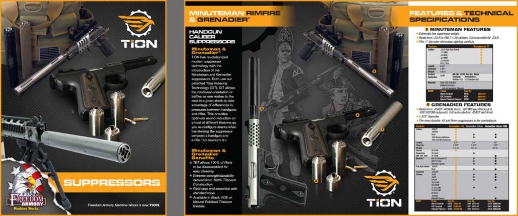 Dragoon  450 Bushmaster – Tion, Inc